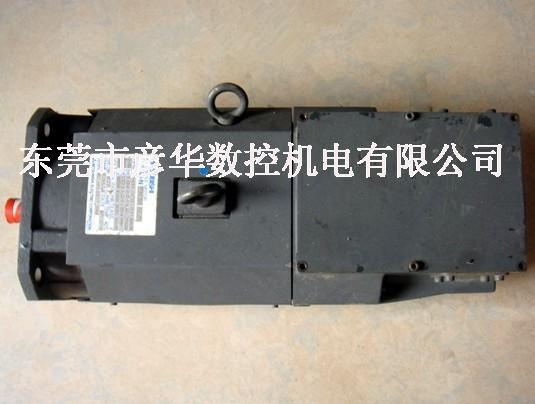 三菱数控系统主轴电机维修